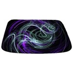Light Within, Abstract Swirls Bathmat