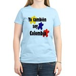 Soy Colombia Women's Light T-Shirt