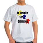Soy Colombia Light T-Shirt