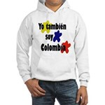 Soy Colombia Hooded Sweatshirt