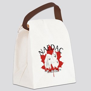 NAEDAC LOGO Canvas Lunch Bag