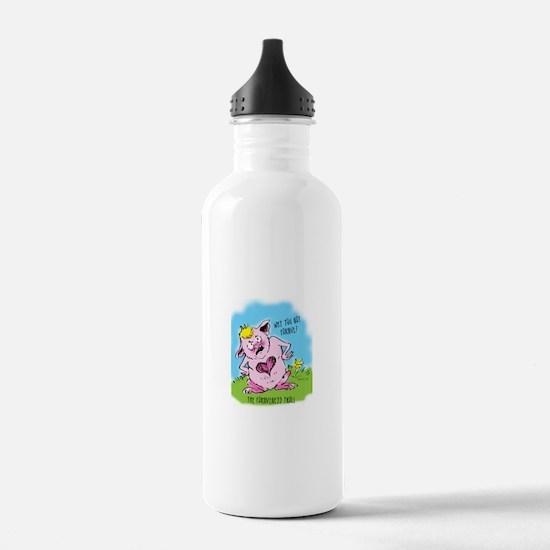 Forgiveness Troll Water Bottle