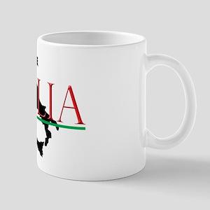 Italia: Italian Boot Mug