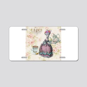 marie antoinette paris floral tea party Aluminum L