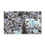 Slippery Car Magnet 20 x 12