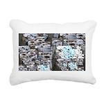 Slippery Rectangular Canvas Pillow
