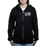 Slippery Women's Zip Hoodie