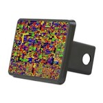Digital noise Hitch Cover