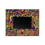 Digital noise Picture Frame