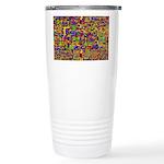 Digital noise Travel Mug
