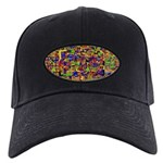 Digital noise Baseball Hat