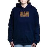 Digital noise Women's Hooded Sweatshirt
