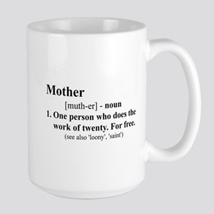 Definition of Mother Mugs