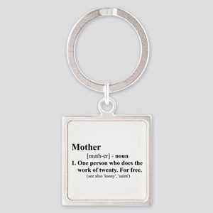 Definition of Mother Keychains