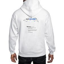 Got Whump (light) Hoodie Hooded Sweatshirt