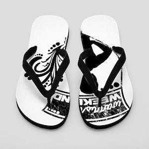 Warrior Weekend Flip Flops