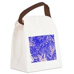 Peace and action Canvas Lunch Bag