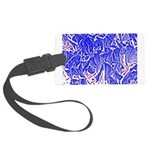 Peace and action Luggage Tag