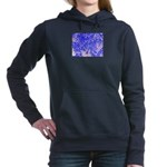 Peace and action Women's Hooded Sweatshirt
