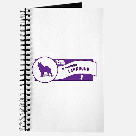 Make Mine Lapphund Journal