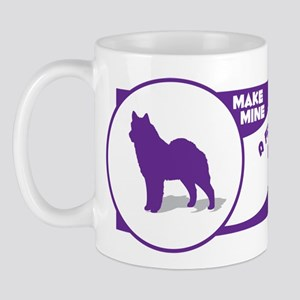 Make Mine Lapphund Mug