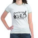 Society's Child Womens Ringer T-Shirt