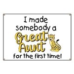 great aunt Banner