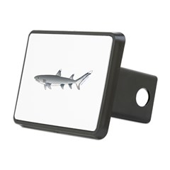 Whitetip Reef Shark Hitch Cover