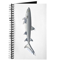 Whitetip Reef Shark Journal