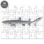 Whitetip Reef Shark Puzzle