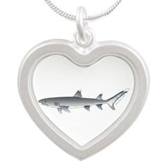 Whitetip Reef Shark Necklaces