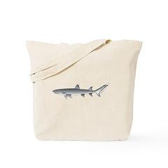 Whitetip Reef Shark c Tote Bag