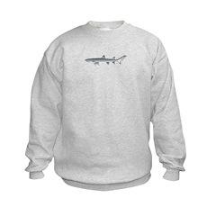 Whitetip Reef Shark c Sweatshirt