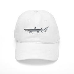 Whitetip Reef Shark c Baseball Baseball Cap