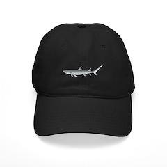 Whitetip Reef Shark c Baseball Hat
