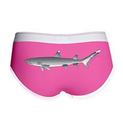 Whitetip Reef Shark c Women's Boy Brief