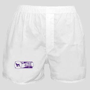 Make Mine Field Boxer Shorts