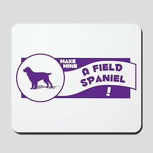 Make Mine Field Mousepad