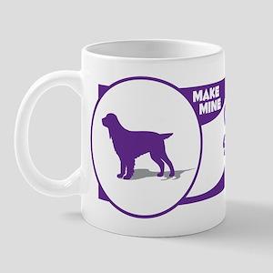 Make Mine Field Mug