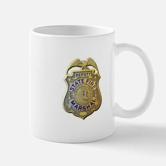 California Fire Marshal Mugs