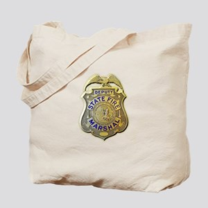 California Fire Marshal Tote Bag