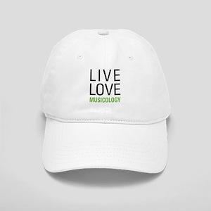 Live Love Musicology Cap