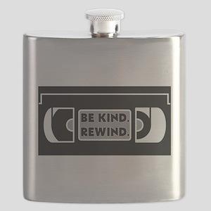 Be Kind. Rewind. Flask