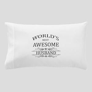 World's Most Amazing Husband Pillow Case
