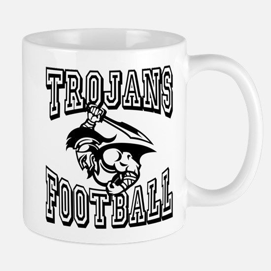 Trojans Football Mugs