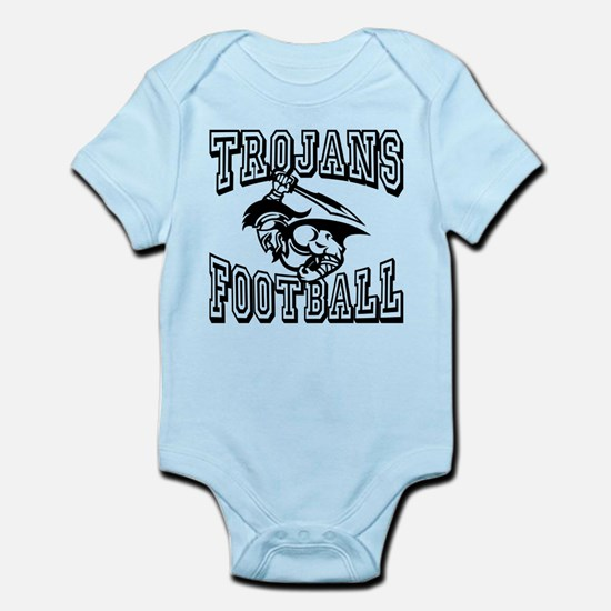 Trojans Football Body Suit