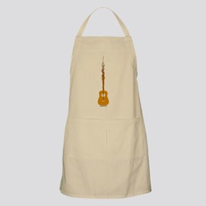 Bass Guitar Waves Apron