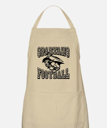 Spartans Football Apron