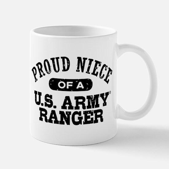 Army Ranger Niece Mug