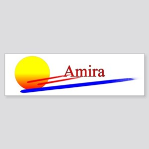 Amira Bumper Sticker